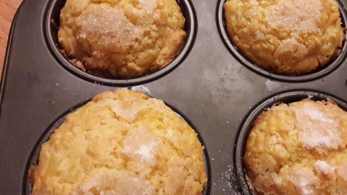 Milchreisflut Teil 2 :-) Milchreis-Muffins (glutenfrei)