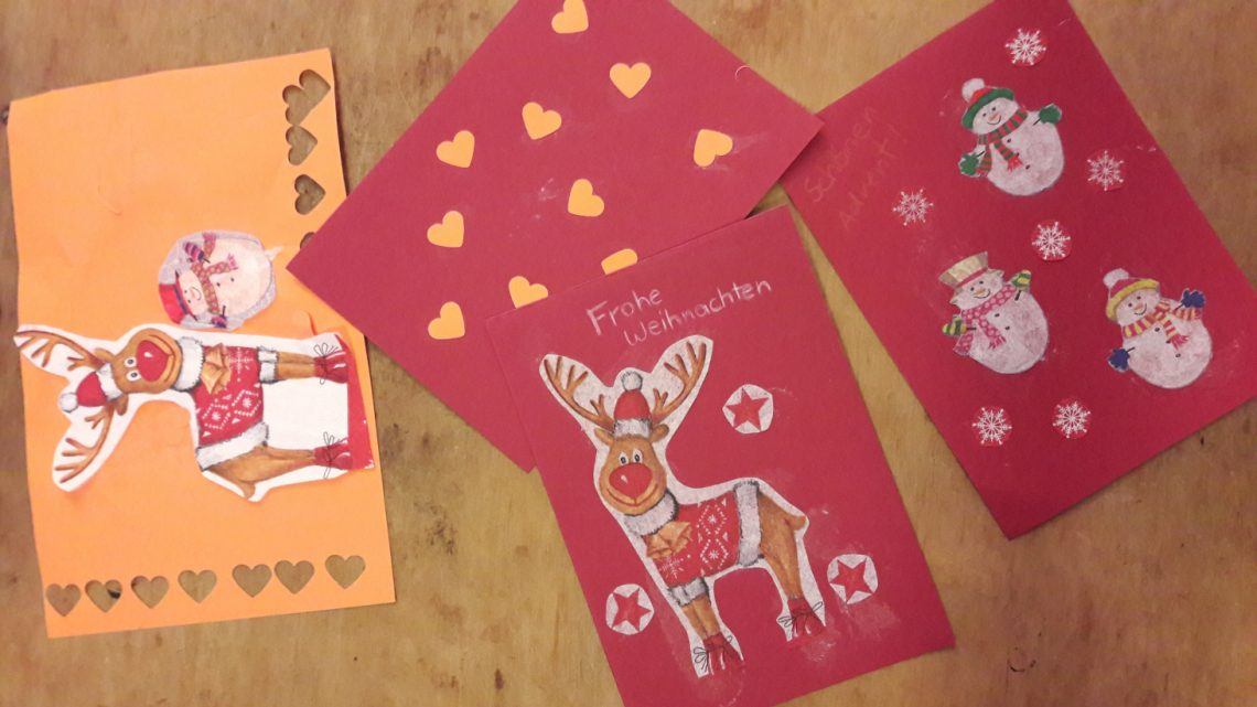 12. Türchen: Advents- und Weihnachtskarten 2