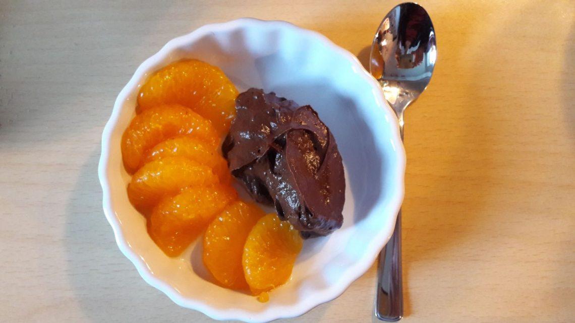 10. Türchen: Gesunde Mousse au chocolat