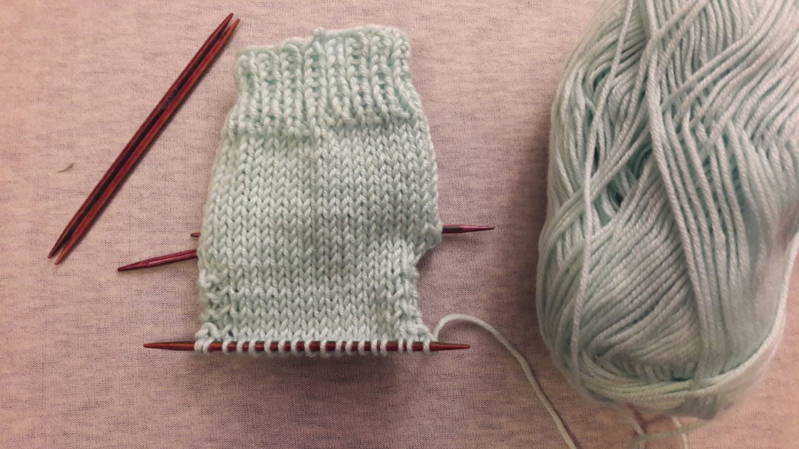 11. Türchen: Socken stricken 3+4